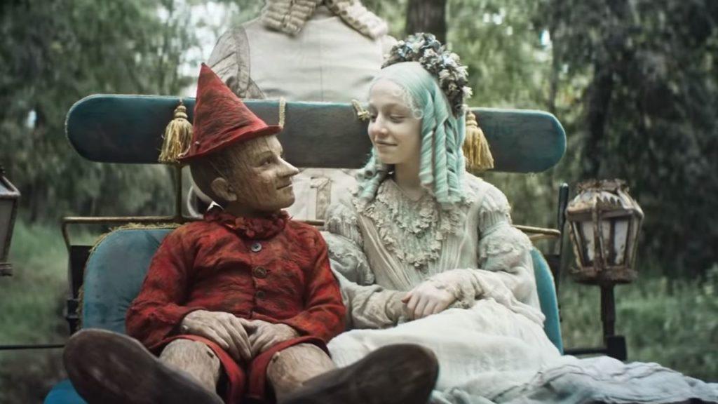 Pinocchio - il film: Pinocchio e la Fatina