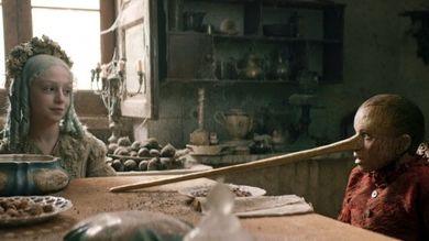 Pinocchio - il film: la Fata dai capelli Turchini