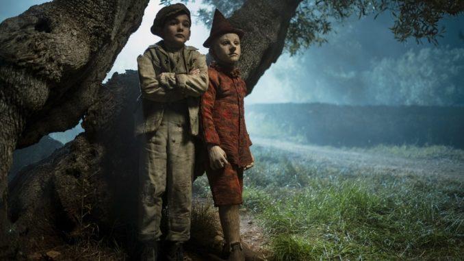 Pinocchio - il film: Lucignolo
