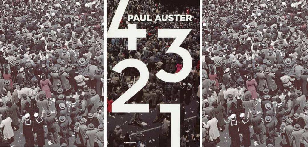 4321 di Paul Auster: tre buoni motivi per leggerlo