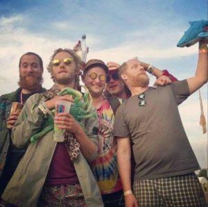 Toby Regbo - Glastonbury Festival (2015)