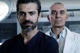 Luca Argentero (Andrea Fanti) è Pierdante Piccioni in DOC – Nelle tue mani