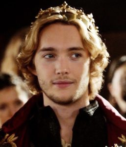 "Toby Regbo: diretta Dream It. Francis (serie TV ""Reign"")"
