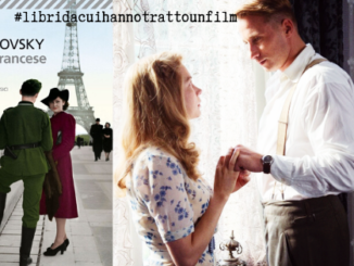 #libridacuihannotrattounfilm Suite francese