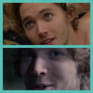 "Toby Regbo - Francis (""Reign"") e Aethelred (""The Last Kingdom"")"