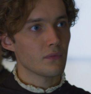"Toby Regbo: ... smaltati di azzurro. Toby Regbo - Tommaso Peruzzi (""I Medici 3"")"