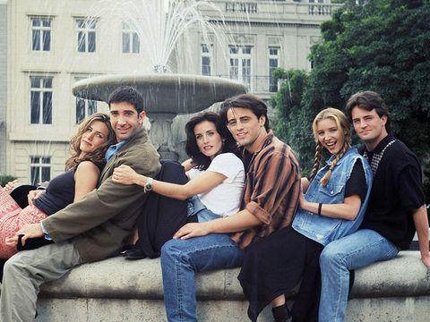 """Quiz: quanto conosci la terza e la quarta stagione di """"Friends""""?"""