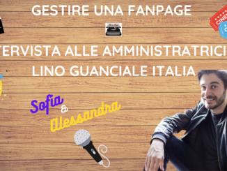Gestire una fanpage - Intervista alle amministratrici di Lino Guanciale Italia