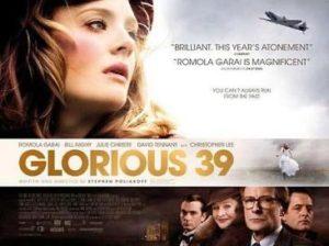 "Toby Regbo: Glorious 39. ""Glorious 39"""