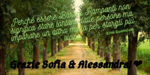 Grazie a Sofia & Alessandra, le amministratrici della fanpage Lino Guanciale Italia
