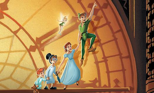 Peter Pan: il live-action in produzione!