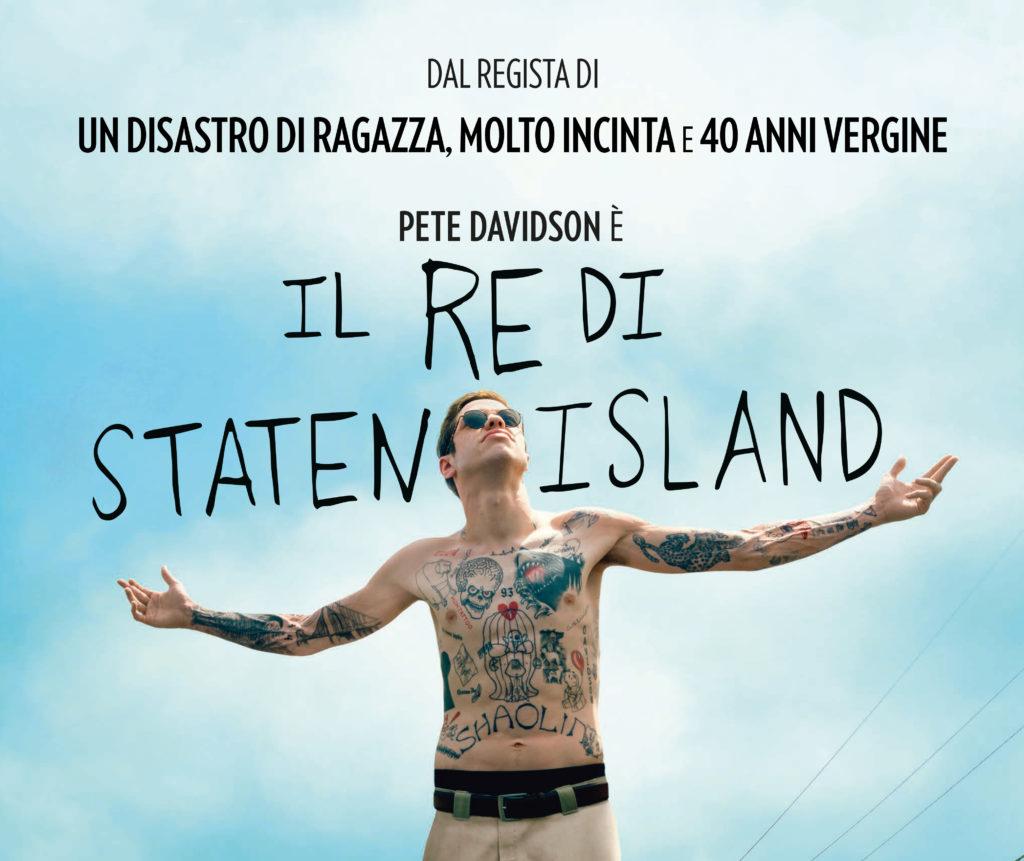 Il Re Di Staten Island dal 30 Luglio al Cinema e a Casa
