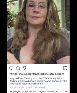 Megan Follows - Instagram (2020)