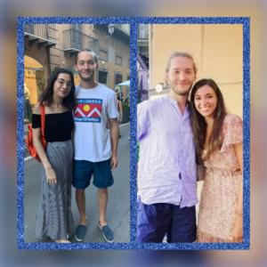 Toby Regbo: DIAH3 from Italy. Toby Regbo con due fan (Palermo e Taormina)