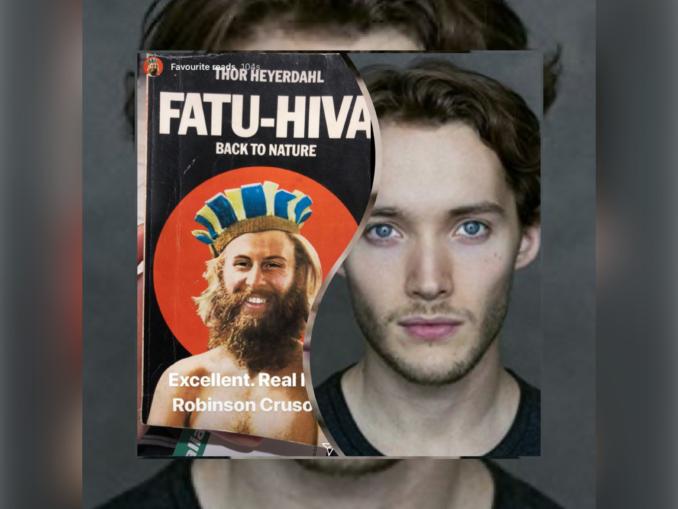Toby Regbo: Fatu-Hiva.