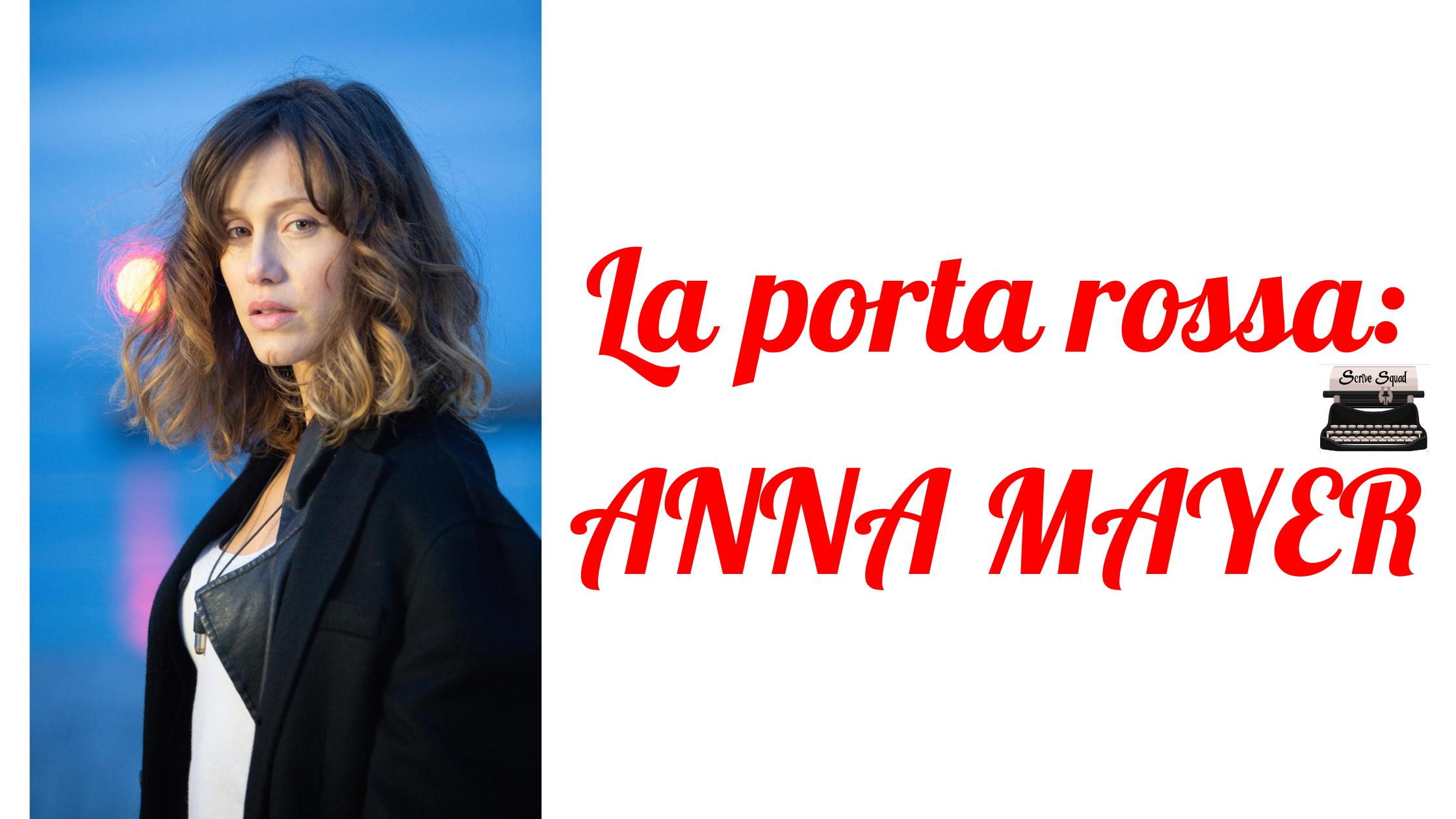 Anna Mayer la porta rossa