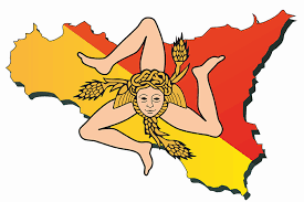 Trinacria - Simbolo della Sicilia