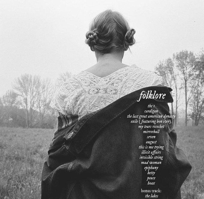 """""""Folklore"""": il significato delle tracce del nuovo album di Taylor Swift"""