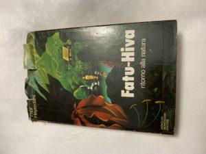 """Toby Regbo: Fatu-Hiva. Il libro """"usato"""""""