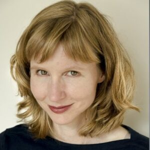 Janet Skeslien Charles autrice de La biblioteca di Parigi