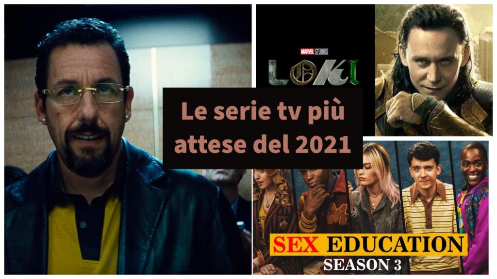 Le serie tv più attese del 2021