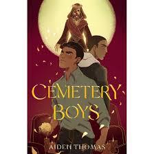 The Latest LGBTQ+ Paranormal YA Novel: Cemetery Boys