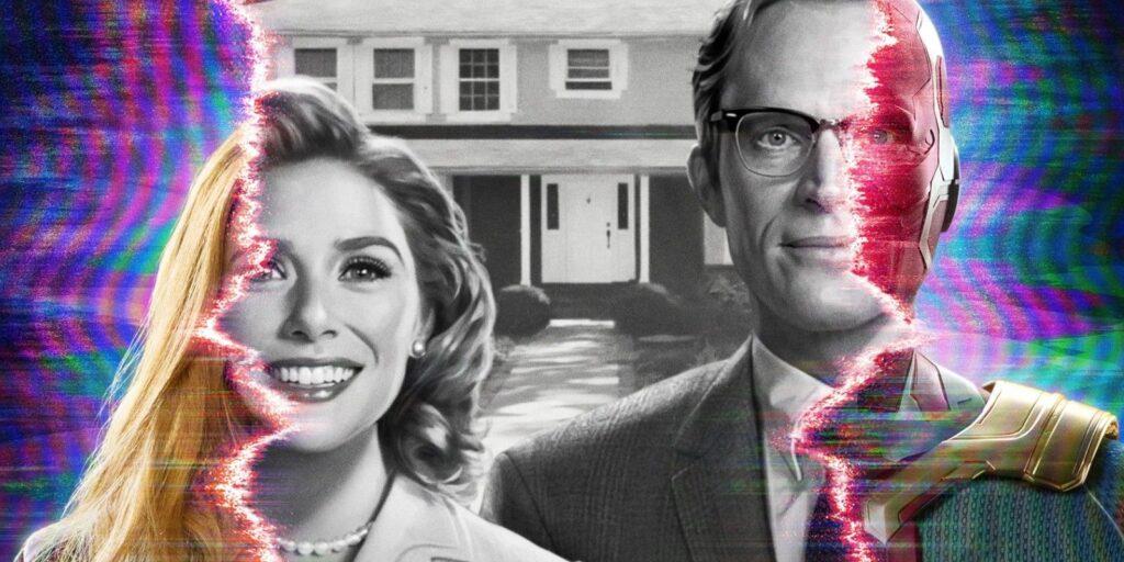 Wandavision | il nuovo trailer è stupefacente