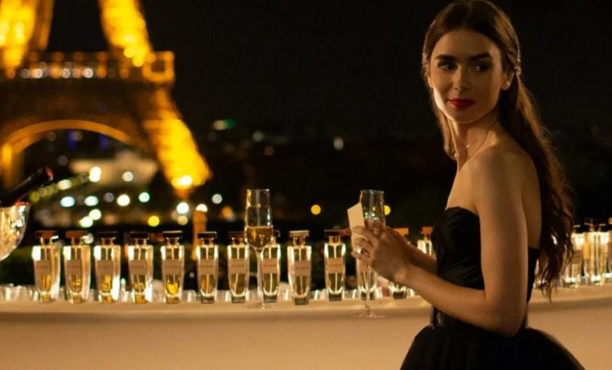 Emily in Paris: il nuovo ruolo di Lily Collins