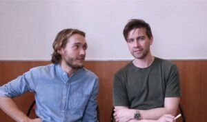 """Toby Regbo e Torrance Coombs - Francis e Bash in """"Reign"""""""