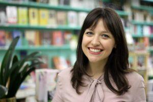 Alessia Gazzola, autrice di Costanza e buoni propositi