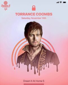 "Toby Regbo: TLK 4.03. Torrance Coombs - Bash in ""Reign"""