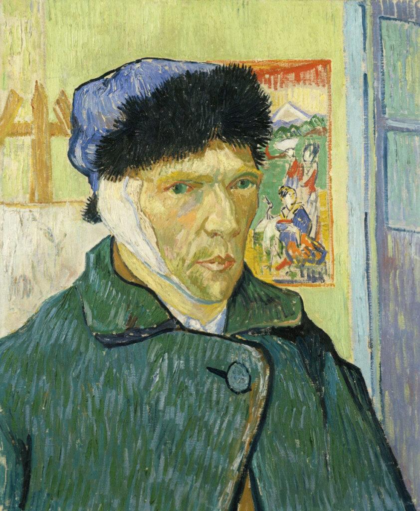 Perchè Van Gogh si tagliò un orecchio?