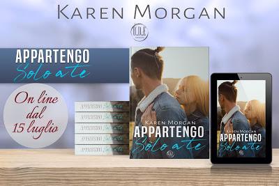 Appartengo solo a te di Karen Morgan |Recensione