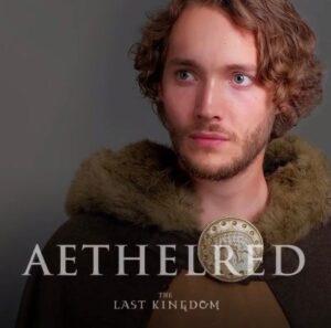 Toby Regbo – Aethelred (Immagine lancio TLK 4)