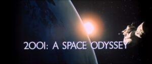 """Toby Regbo: 2001: Odissea…"""". Il titolo del film nel trailer statunitense."""