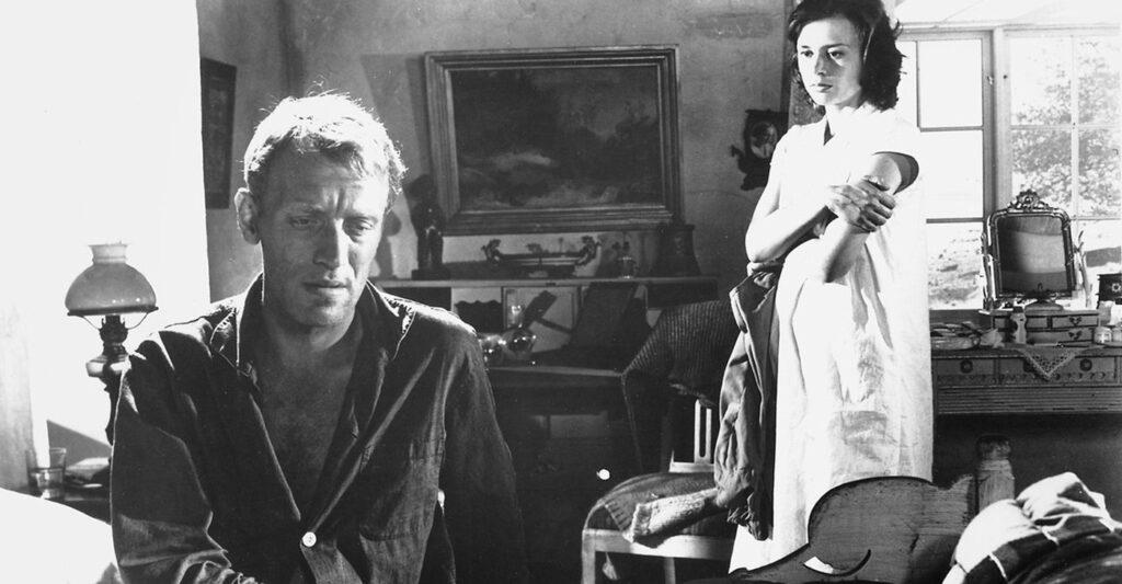 Come in uno specchio, Bergman e il silenzio di Dio