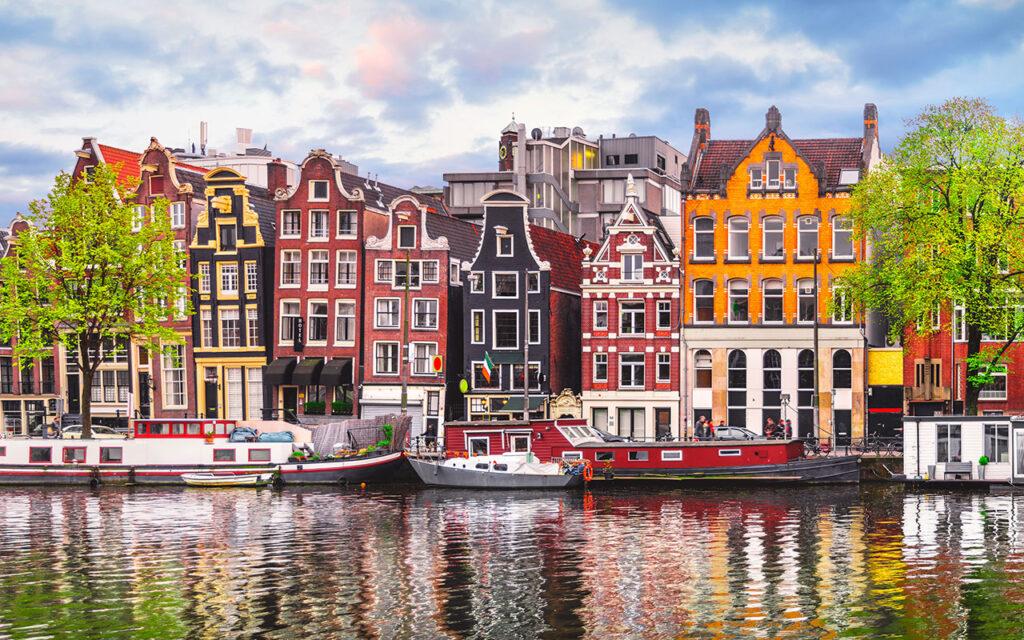 #Sì,viaggiare: Amsterdam