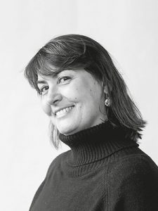 Lodovica Cima, autrice de Il libro dei grazie